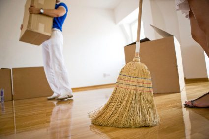 Moving and Relocation Cleaning Services | Scruples Maid Service